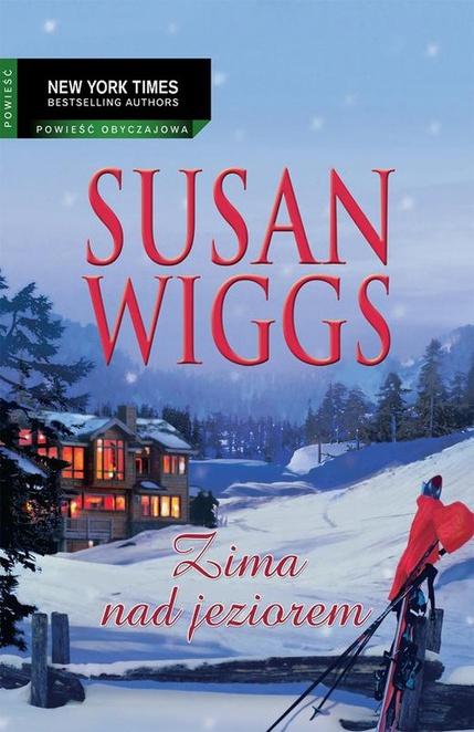 Zima nad jeziorem - Susan Wiggs