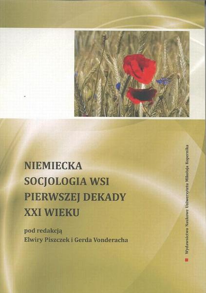 Niemiecka socjologia wsi początku XXI wieku