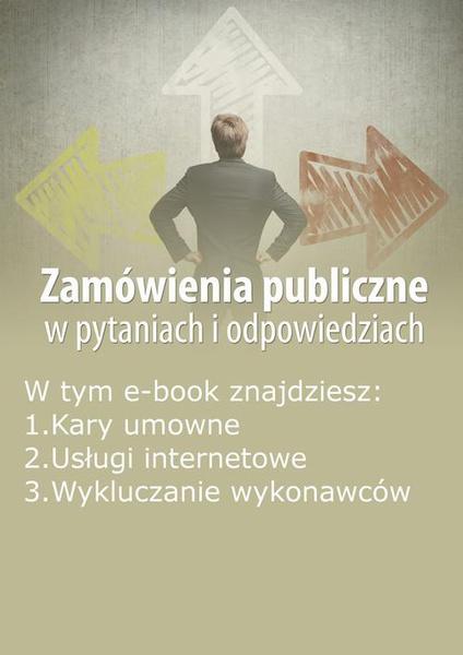 Zamówienia publiczne w pytaniach i odpowiedziach, wydanie grudzień 2015 r.