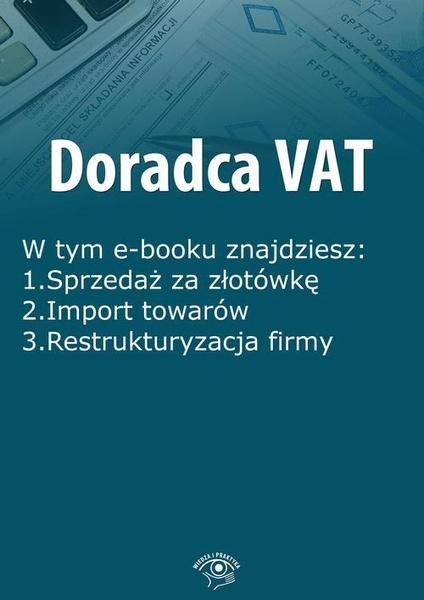 Doradca VAT, wydanie listopad 2014 r.