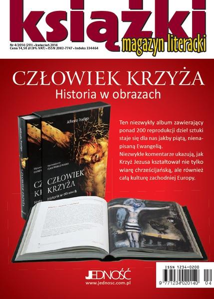 Magazyn Literacki Książki 2014/4 (211)