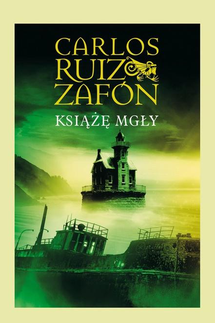 Książę Mgły - Carlos Ruis Zafon