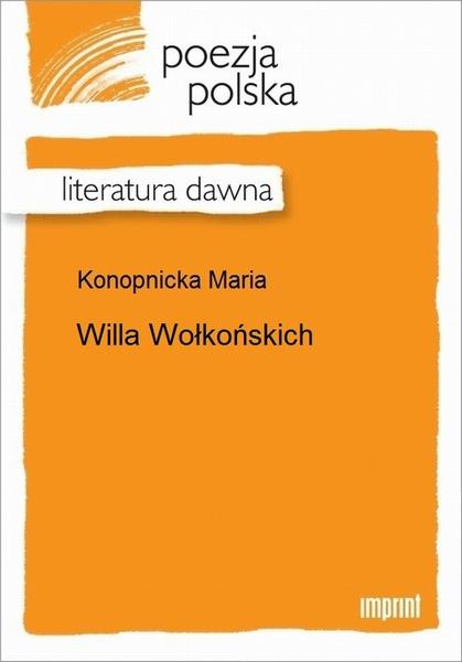 Willa Wołkońskich