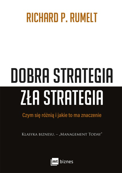 Dobra strategia zła strategia