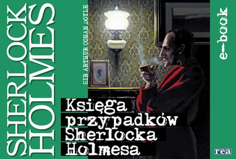 Księga przypadków Sherlocka Holmes'a