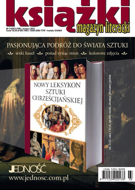 Magazyn Literacki KSIĄŻKI - nr 3/2013 (198) - Opracowanie zbiorowe