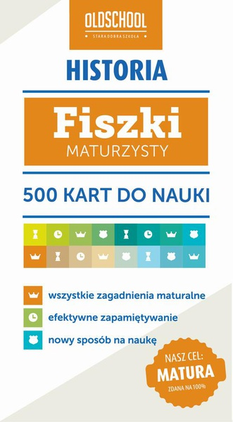 Historia Fiszki maturzysty