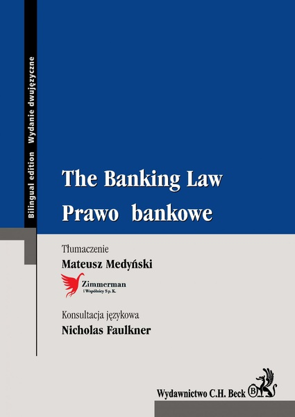 The Banking Law. Prawo bankowe