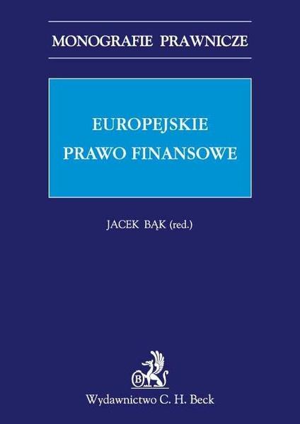 Europejskie prawo finansowe