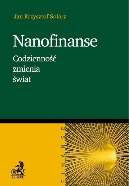Nanofinanse. Codzienność zmienia świat