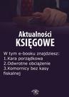 ebook Aktualności księgowe, wydanie październik 2015 r. - Zbigniew Biskupski