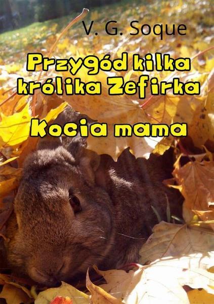 Przygód kilka królika Zefirka. Kocia mama