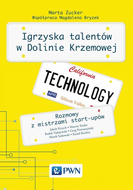 Igrzyska Talentów w Dolinie Krzemowej - Marta Zucker