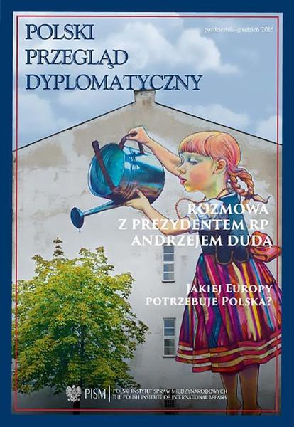 Polski Przegląd Dyplomatyczny 1/2016