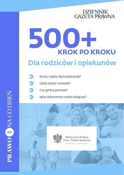 500+ KROK PO KROKU