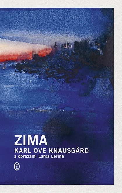 Zima - Karl Ove Knausgård