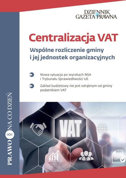Centralizacja VAT