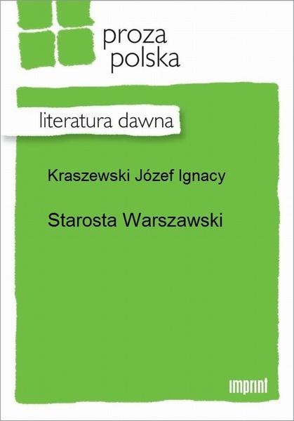 Starosta Warszawski