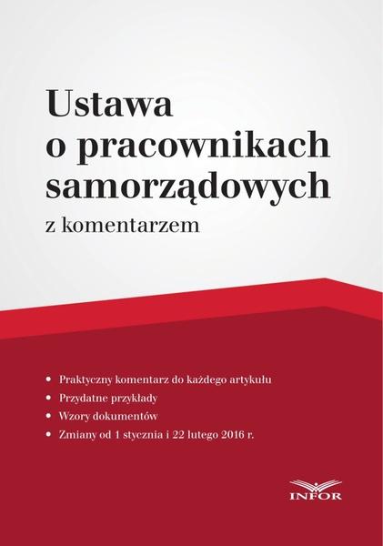 Ustawa o pracownikach samorządowych - komentarz