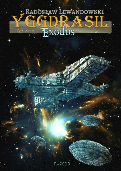 Yggdrasil, tom 2. Exodus