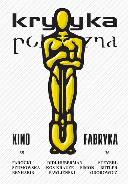 Krytyka Polityczna nr 35-36. Kino-Fabryka