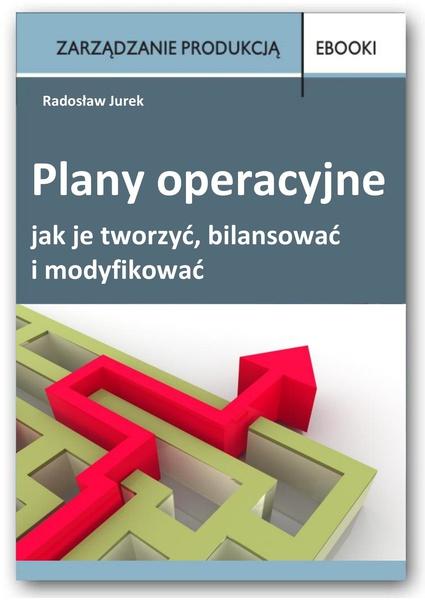 Plany operacyjne - jak je tworzyć, bilansować i modyfikować