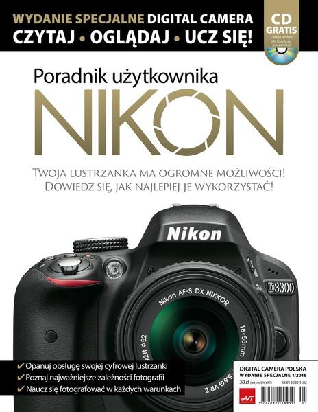 Nikon DSLR - Poradnik Użytkownika