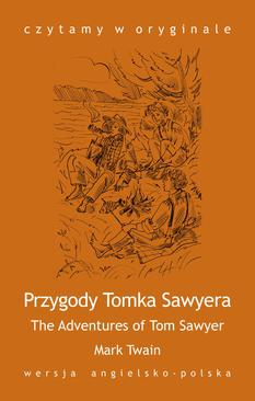 "ebook ""The Adventures of Tom Sawyer / Przygody Tomka Sawyera"""