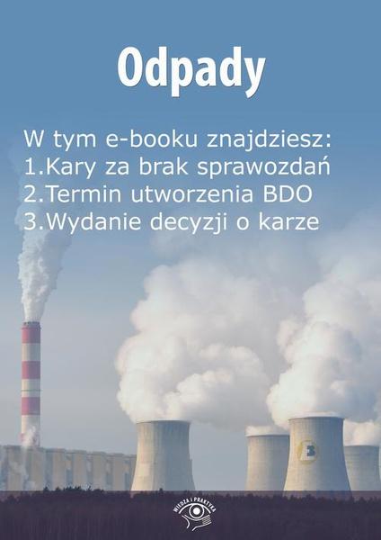 Odpady, wydanie listopad 2015 r.