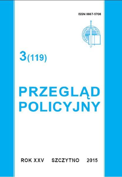 Przegląd Policyjny 3 (119)/2015