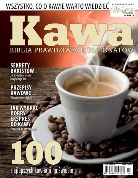 Kawa - Biblia Prawdziwych Pasjonatów