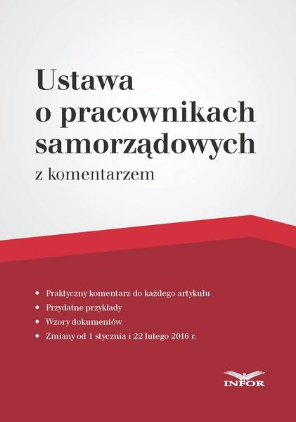 Ustawa o pracownikach samorządowych – komentarz