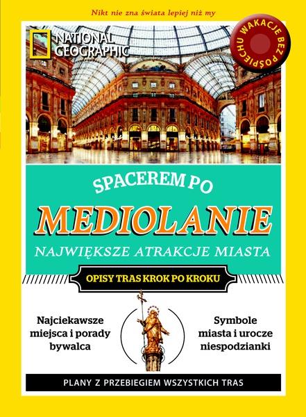 Spacerem po Mediolanie