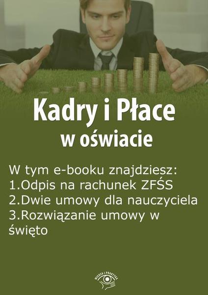 Kadry i Płace w oświacie, wydanie listopad 2015 r.