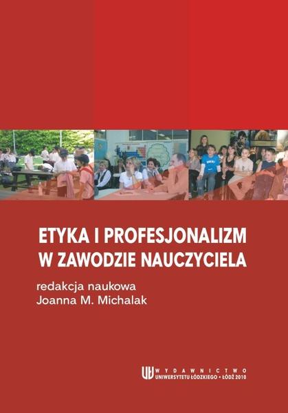 Etyka i profesjonalizm w zawodzie nauczyciela