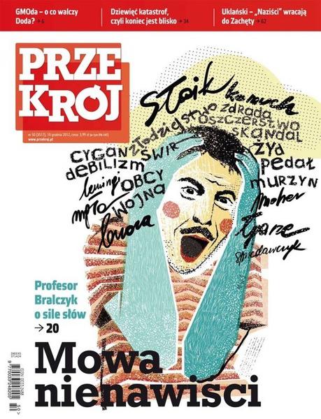 """""""Przekrój"""" nr 502012"""