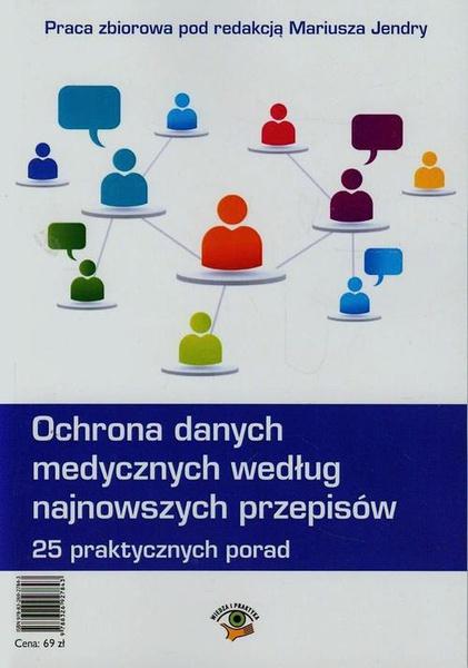 Ochrona danych medycznych według najnowszych przepisów