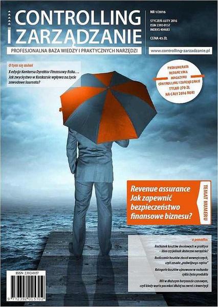Controlling i Zarządzanie (nr 1/2016)