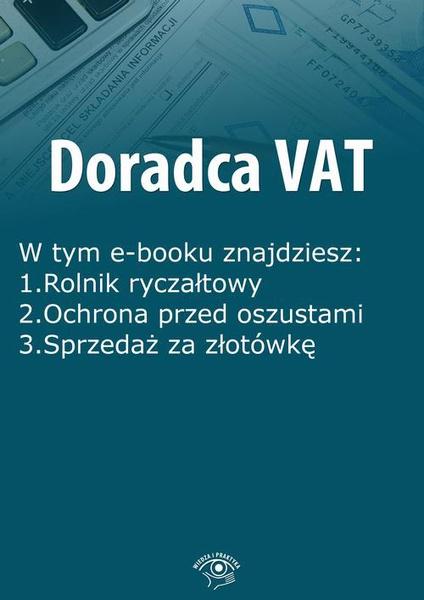 Doradca VAT, wydanie czerwiec 2015 r.