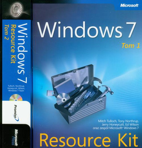Windows 7 Resource Kit PL Tom 1 i 2