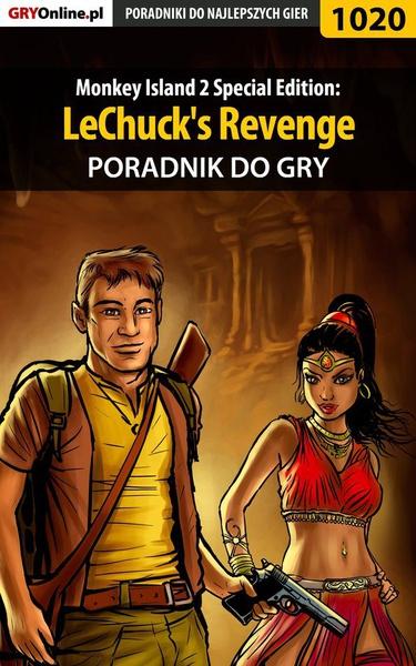 Monkey Island 2 Special Edition: LeChuck's Revenge - poradnik do gry