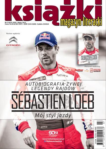 Magazyn Literacki Książki - Nr 7/2013 (202)
