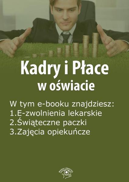Kadry i Płace w oświacie, wydanie listopad 2014 r.
