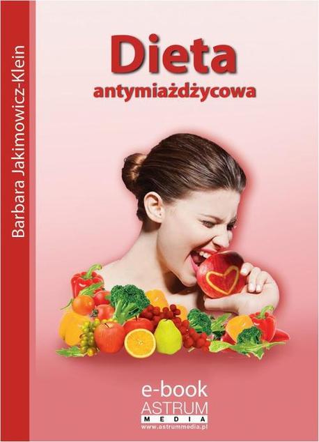 Dieta antymiażdżycowa - Barbara Jakimowicz-Klein