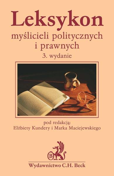 Leksykon myślicieli politycznych i prawnych