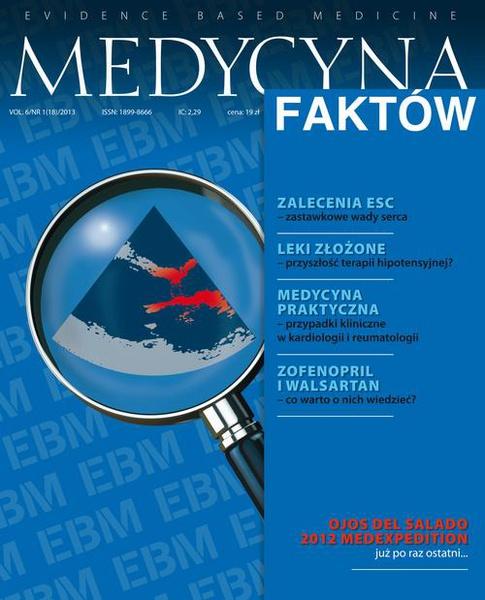 Medycyna Faktów 1/2013