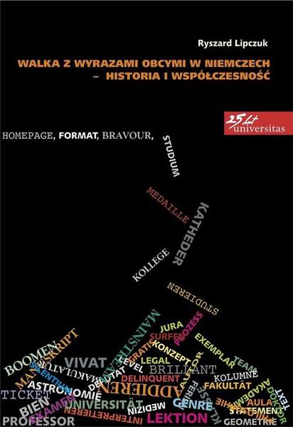 Walka z wyrazami obcymi w Niemczech - historia i współczesność