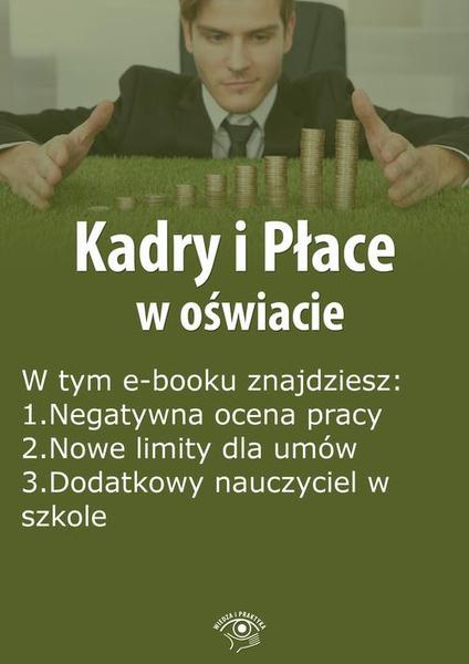 Kadry i Płace w oświacie, wydanie marzec 2016 r.