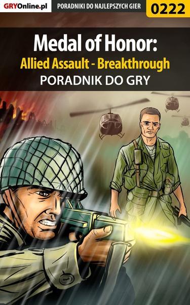 Medal of Honor: Allied Assault - Breakthrough - poradnik do gry