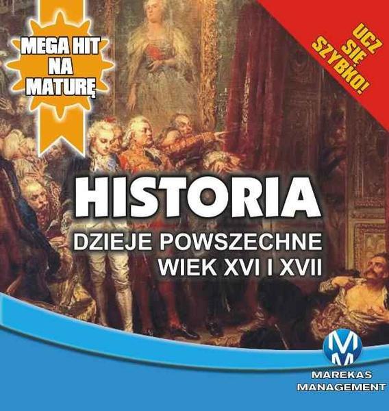 Historia 5. Dziejepowszechne. Wiek XVI i XVII